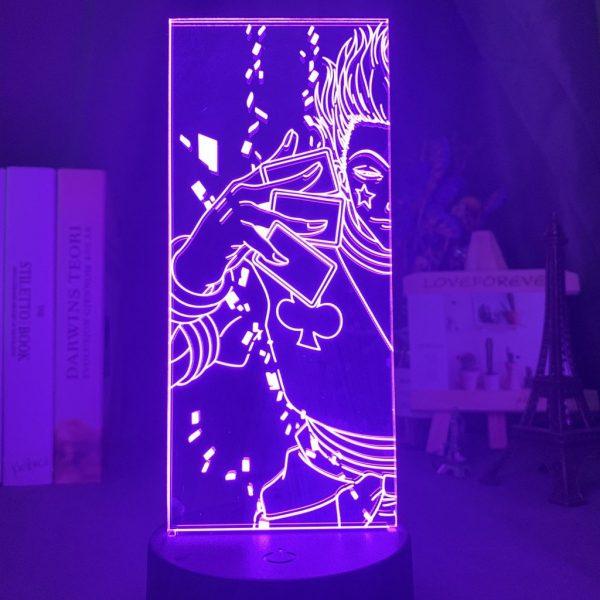 IMG 1092 - Anime 3D lamp