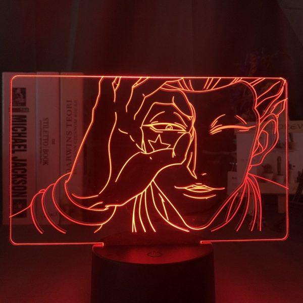 HISOKA PEEK LED ANIME LAMP (HUNTER X HUNTER) Otaku0705 TOUCH Official Anime Light Lamp Merch