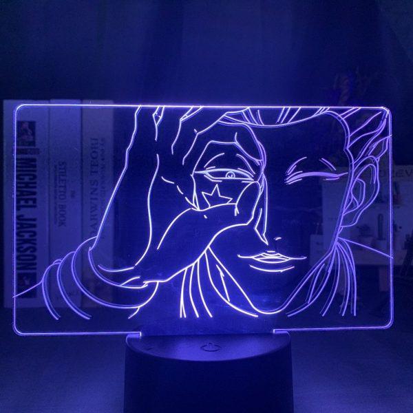 IMG 1106 - Anime 3D lamp