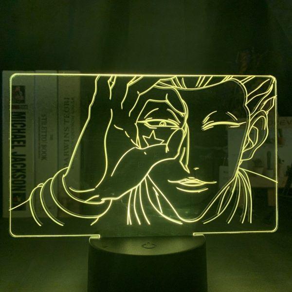 IMG 1107 - Anime 3D lamp