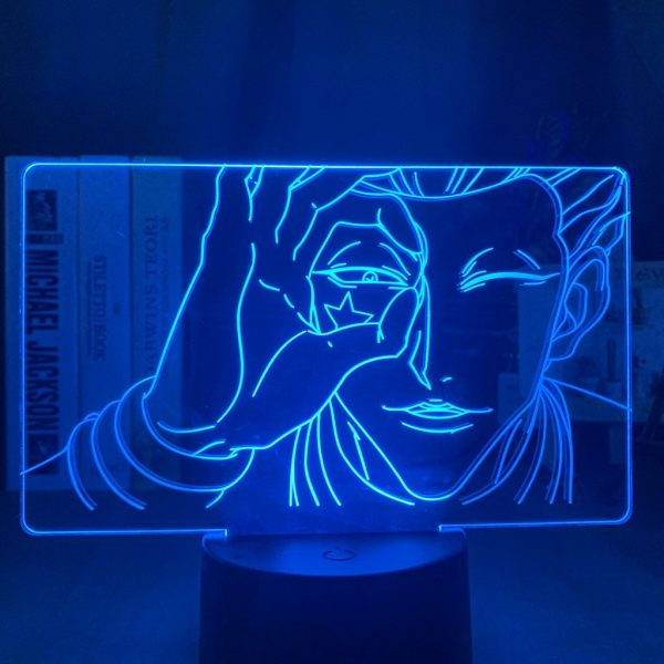 IMG 1108 - Anime 3D lamp