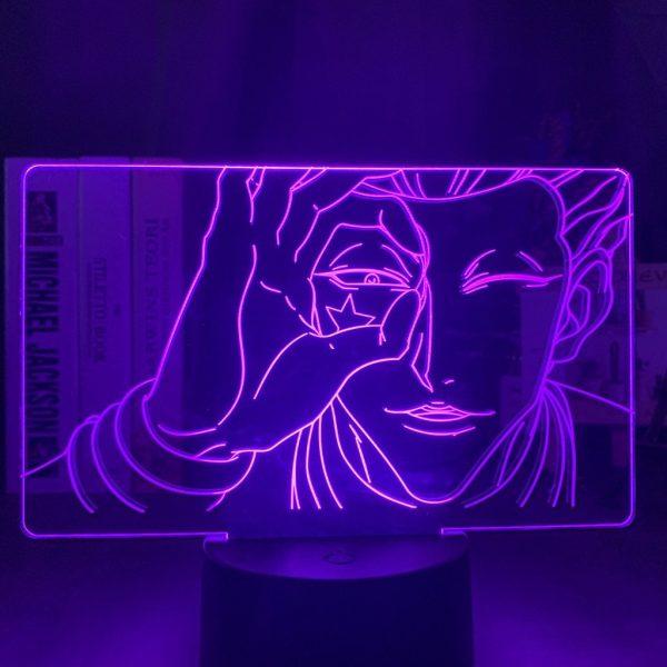 IMG 1109 - Anime 3D lamp