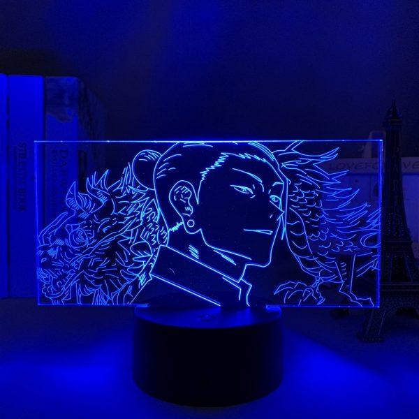 IMG 1115 - Anime 3D lamp