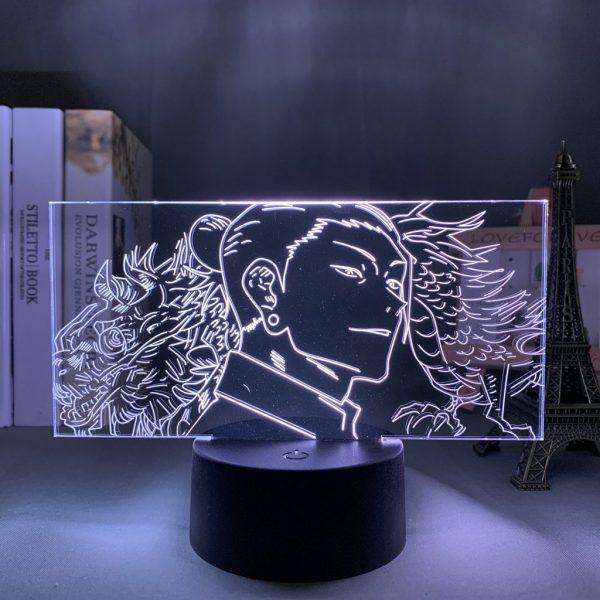IMG 1120 - Anime 3D lamp