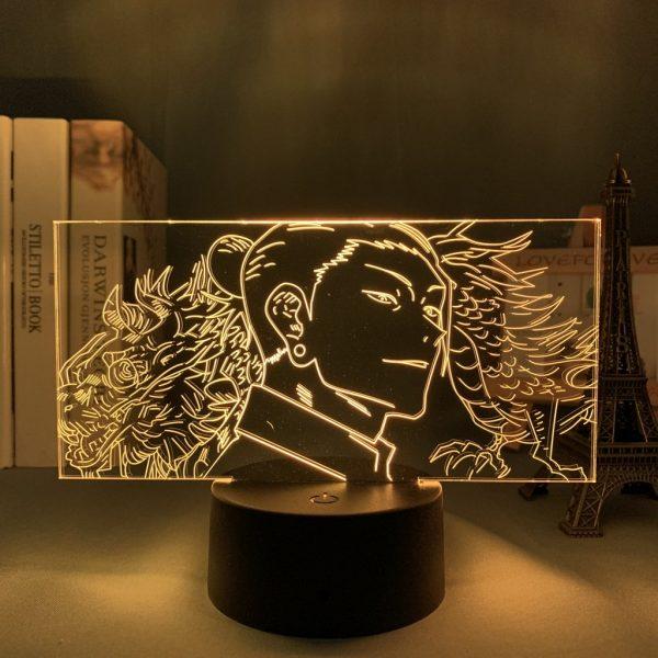IMG 1121 - Anime 3D lamp