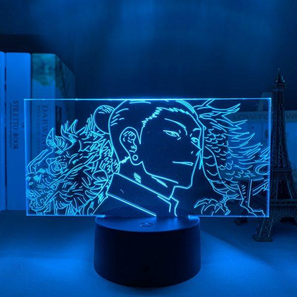 IMG 1122 - Anime 3D lamp