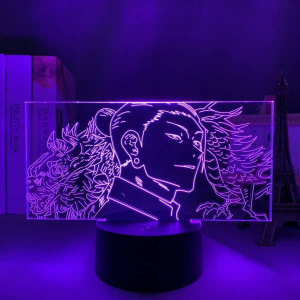 IMG 1123 - Anime 3D lamp