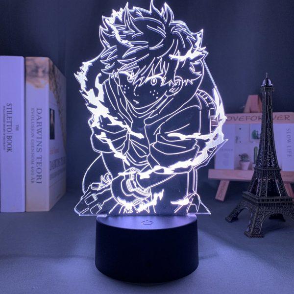 IMG 1143 - Anime 3D lamp