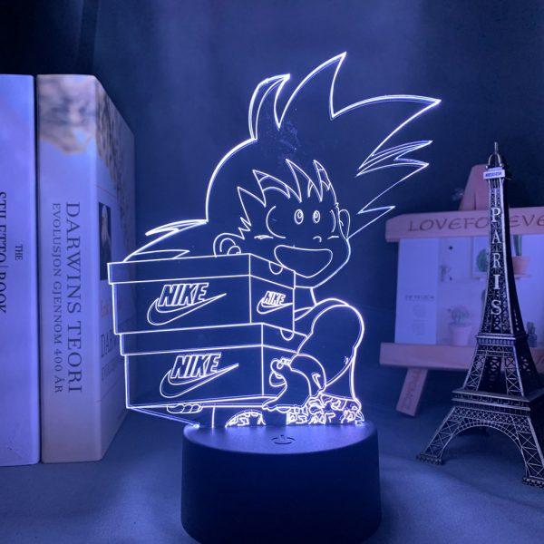 IMG 1179 - Anime 3D lamp