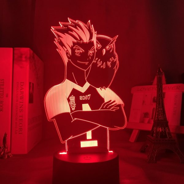 KOTARO BOKUTO LED ANIME LAMP (HAIKYUU!!) Otaku0705 TOUCH Official Anime Light Lamp Merch
