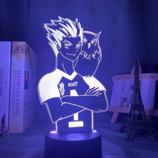 IMG 1238 - Anime 3D lamp