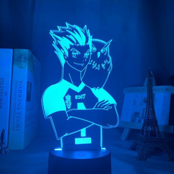 IMG 1241 - Anime 3D lamp