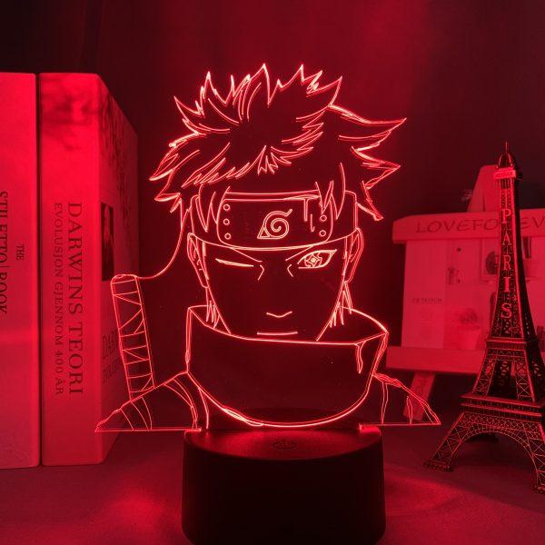 SHISUI LED ANIME LAMP (NARUTO) Otaku0705 TOUCH Official Anime Light Lamp Merch