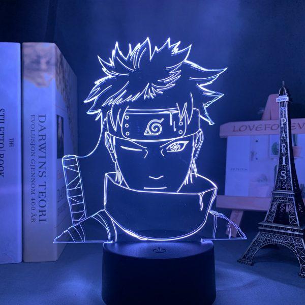 IMG 1246 - Anime 3D lamp