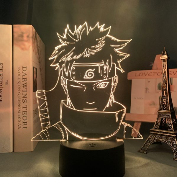 IMG 1247 - Anime 3D lamp