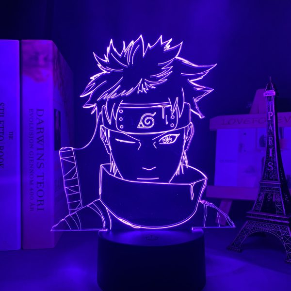 IMG 1249 - Anime 3D lamp