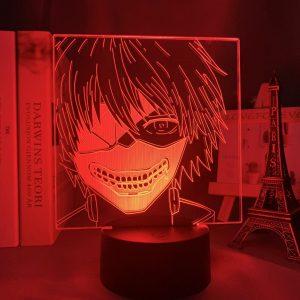 KANEKIS REVENGE ANIME LAMP (TOKYO GHOUL) Otaku0705 TOUCH +(REMOTE) Official Anime Light Lamp Merch