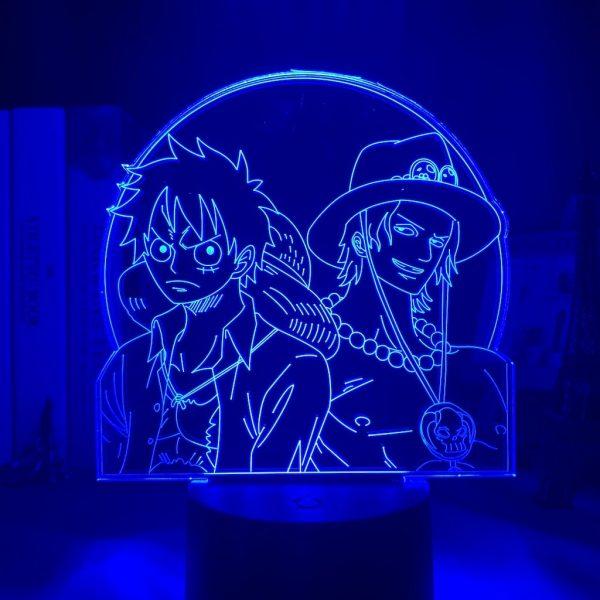 IMG 1318 - Anime 3D lamp