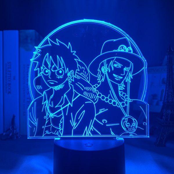 IMG 1322 - Anime 3D lamp