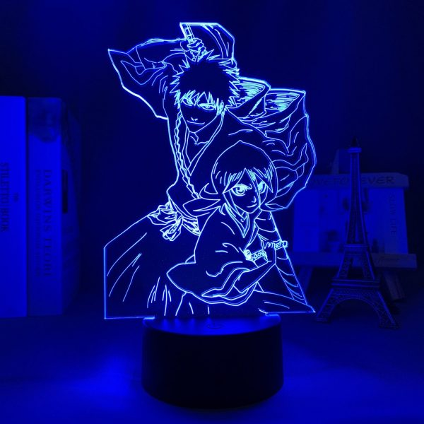 IMG 1439 - Anime 3D lamp