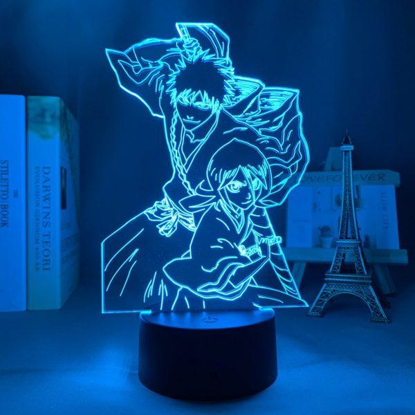 IMG 1442 - Anime 3D lamp