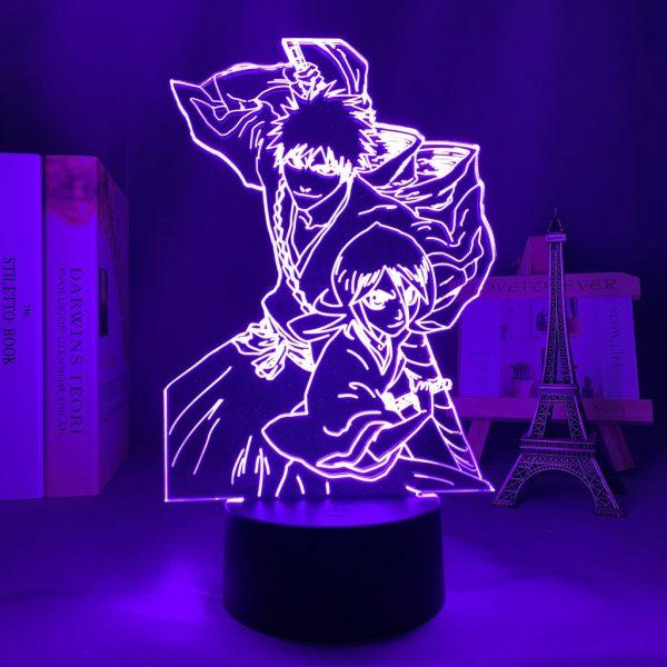 IMG 1443 - Anime 3D lamp