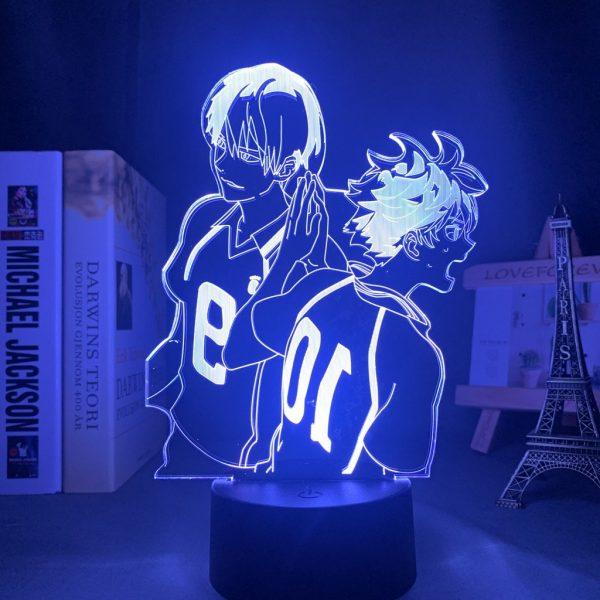 IMG 1458 - Anime 3D lamp