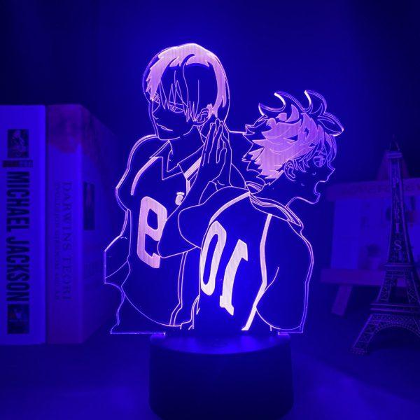 IMG 1461 - Anime 3D lamp