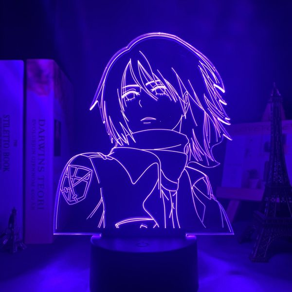 IMG 1495 - Anime 3D lamp