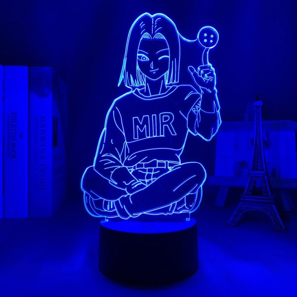 IMG 1555 - Anime 3D lamp