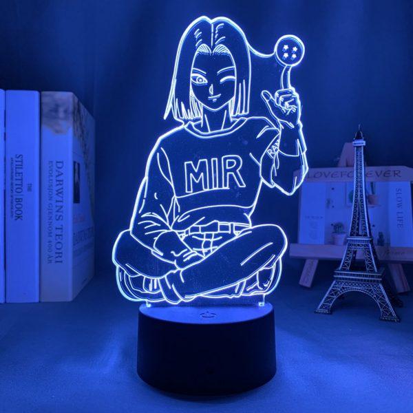 IMG 1556 - Anime 3D lamp