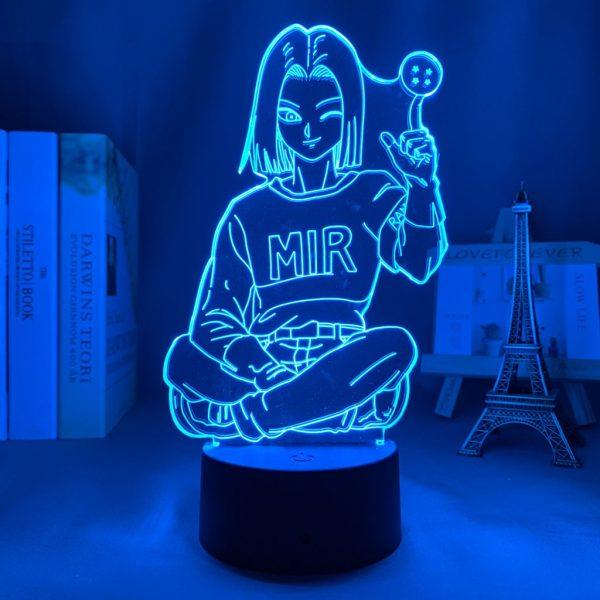 IMG 1558 - Anime 3D lamp