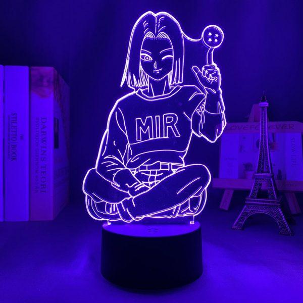 IMG 1559 - Anime 3D lamp