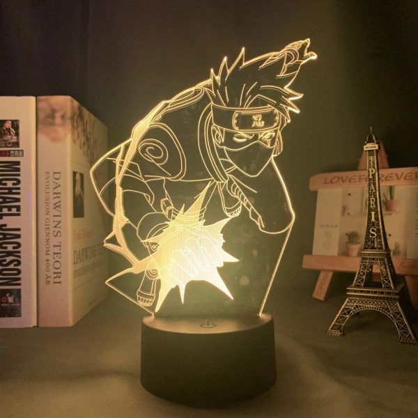 IMG 1606 - Anime 3D lamp