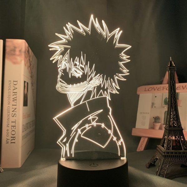 IMG 1629 - Anime 3D lamp