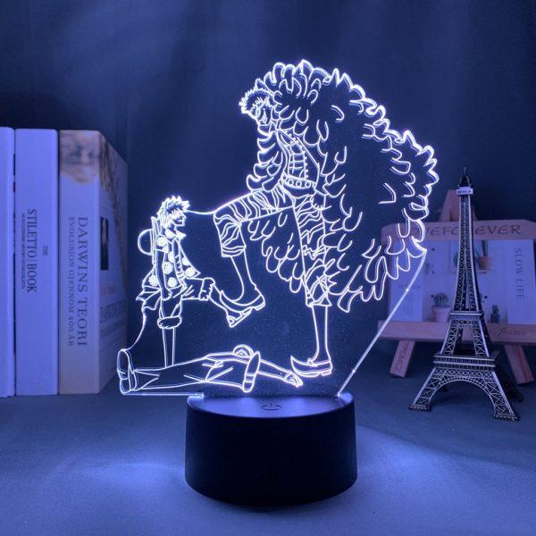 IMG 1651 - Anime 3D lamp