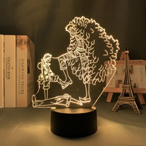 IMG 1652 - Anime 3D lamp