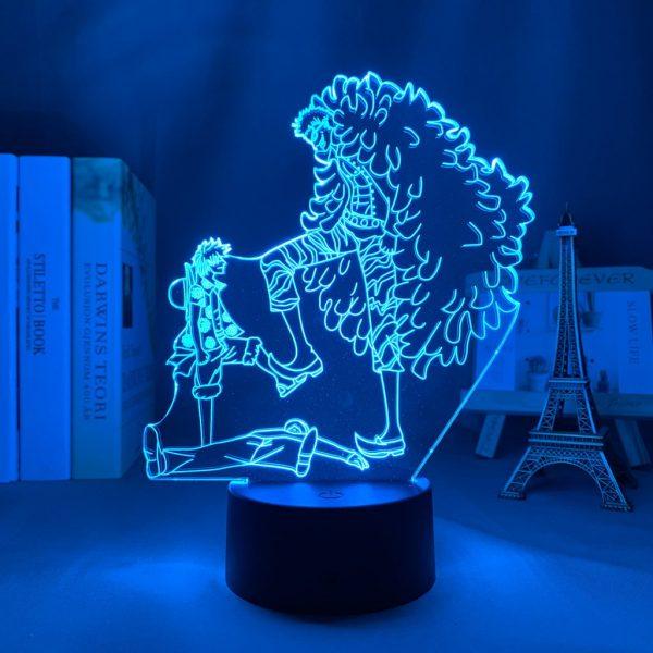 IMG 1653 - Anime 3D lamp