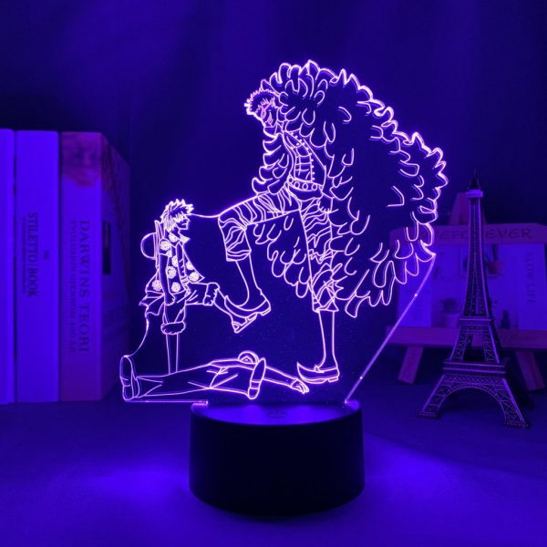 IMG 1654 - Anime 3D lamp