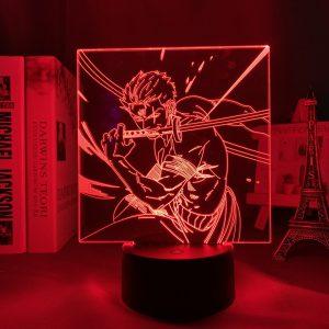 ZOROS BLADE LED ANIME LAMP (ONE PIECE) Otaku0705 TOUCH Official Anime Light Lamp Merch