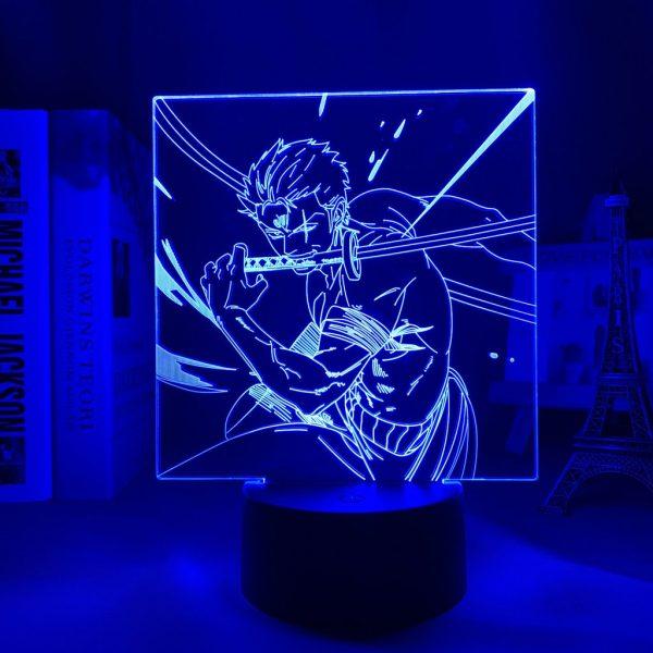 IMG 1677 - Anime 3D lamp