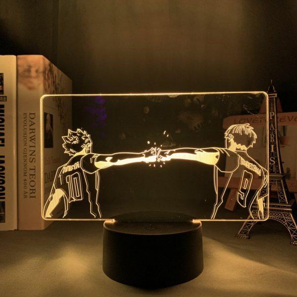 IMG 1693 - Anime 3D lamp