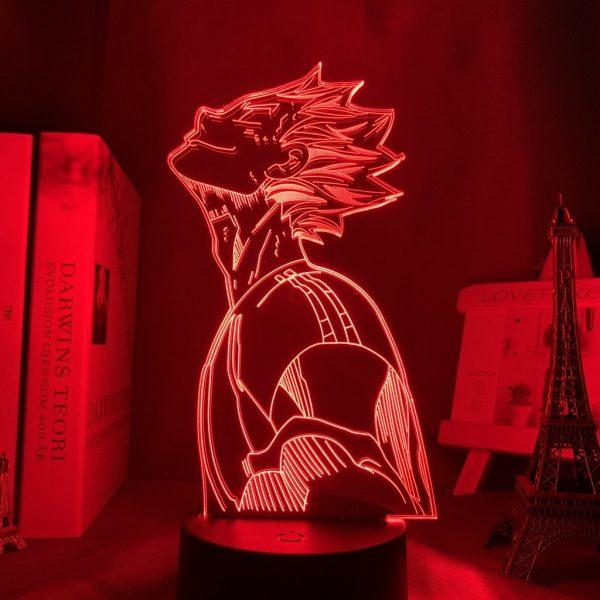 BOKUTO LED ANIME LAMP (HAIKYUU!!) Otaku0705 TOUCH Official Anime Light Lamp Merch