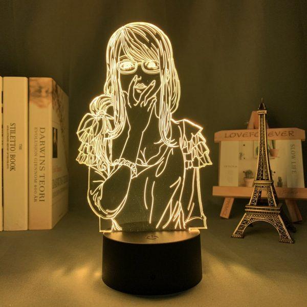 IMG 1739 - Anime 3D lamp