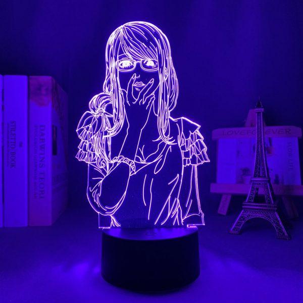 IMG 1741 - Anime 3D lamp
