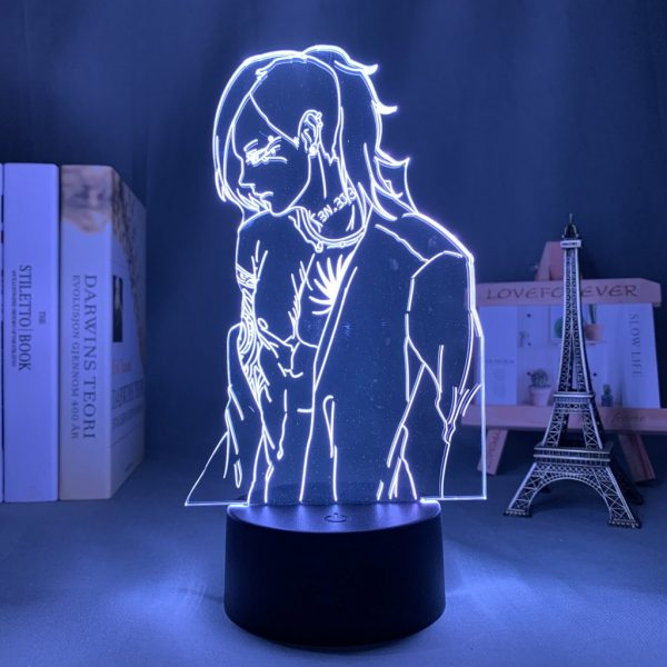 IMG 1781 - Anime 3D lamp