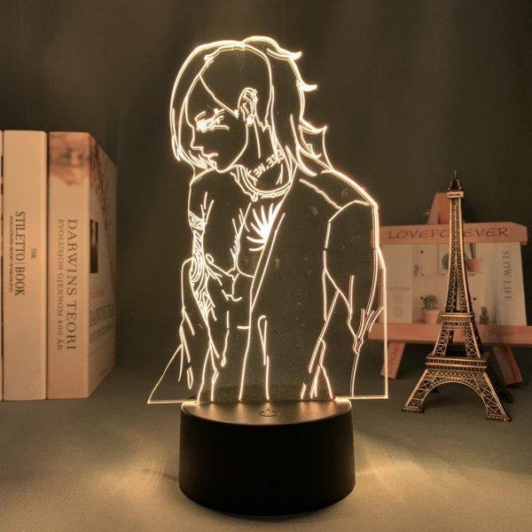 IMG 1782 - Anime 3D lamp