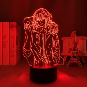 AYATO ANIME LAMP (TOKYO GHOUL) Otaku0705 TOUCH +(REMOTE) Official Anime Light Lamp Merch