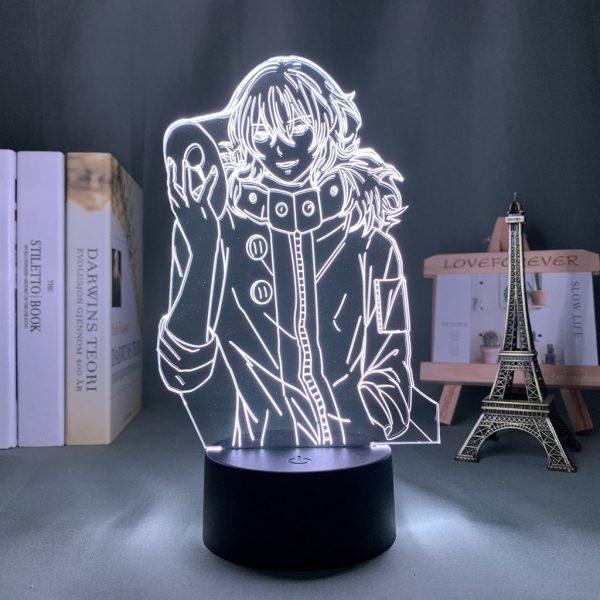 IMG 1802 - Anime 3D lamp