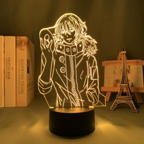 IMG 1803 - Anime 3D lamp